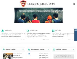 oxford.iqraeducation.net screenshot