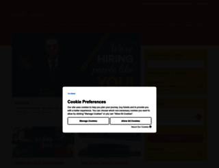 oxfordbus.co.uk screenshot