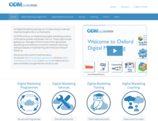 oxforddigitalmarketing.co.uk screenshot