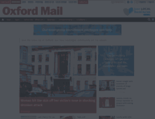 oxfordtimes.com screenshot
