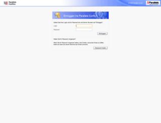 oxid.seemann-kahne.de screenshot