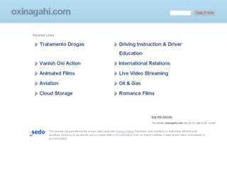 oxinagahi.com screenshot