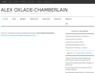 oxladechamberlain.co.uk screenshot