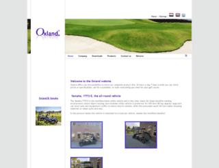 oxland.com screenshot