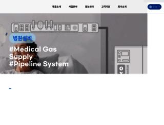 oxus.co.kr screenshot