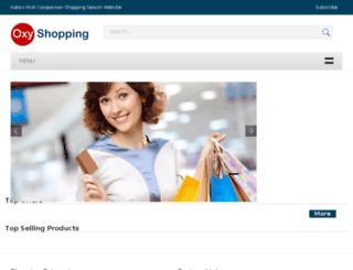 oxyshopping.com screenshot