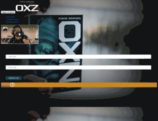 oxz.com.br screenshot