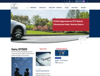 oyder-tr.org screenshot