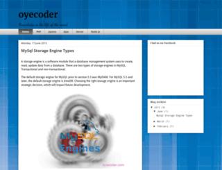oyecoder.com screenshot