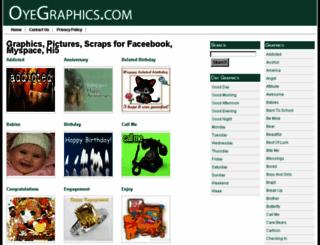 oyegraphics.com screenshot