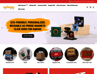 oyehappy.com screenshot
