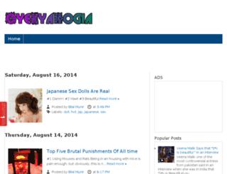 oyekyahogia.blogspot.com screenshot