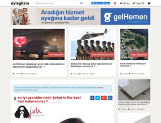 oylagitsin.com screenshot