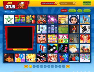 oyun.kr4.org screenshot
