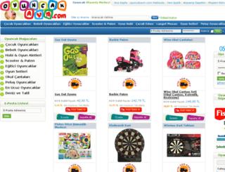 oyuncakavm.com screenshot