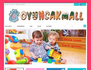 oyuncakmall.com screenshot