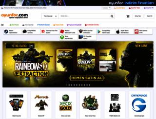 oyunfor.com screenshot