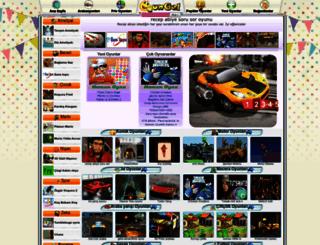 oyungel.com screenshot