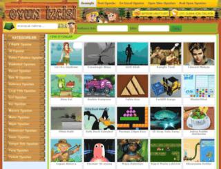 oyunizcisi.com screenshot