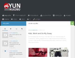 oyunklubu.com screenshot