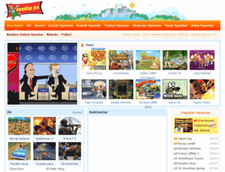 oyunlar.de screenshot