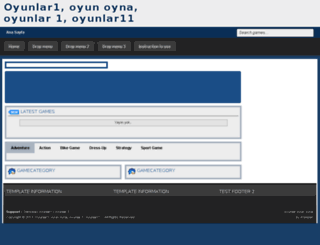 oyunlar11.com screenshot