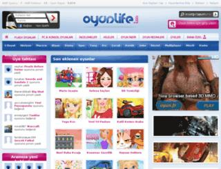 oyunlife.com screenshot