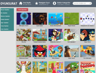 oyunsurat.com screenshot