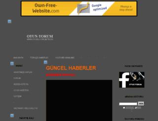 oyunu-yorum.tr.gg screenshot