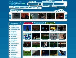 oyunu.com.tr screenshot