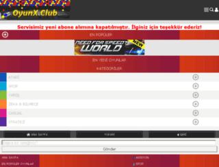 oyunx.mobi screenshot