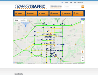 ozarkstraffic.info screenshot