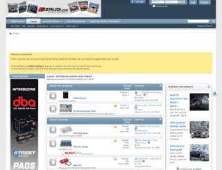 ozaudi.com screenshot