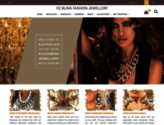 ozbling.com.au screenshot