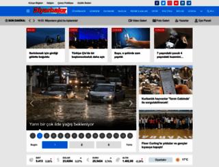 ozdiyarbakirgazetesi.com screenshot
