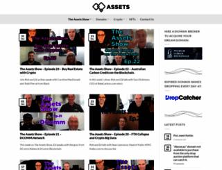 ozdomainer.com screenshot