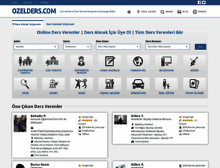 ozelders.com screenshot