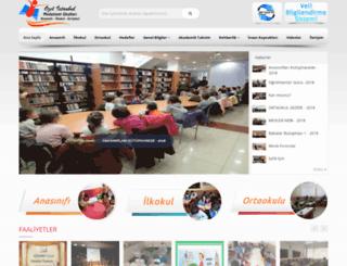ozelistanbulorhangaziilkokulu.com screenshot