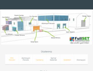 ozerpan.com.tr screenshot