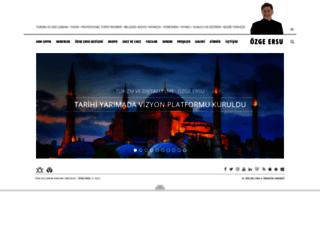 ozge.ersu.net screenshot