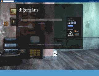 ozgecil.blogspot.com screenshot