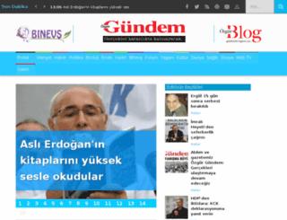 ozgur-gundem.net screenshot