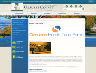 ozheroinhelp.org screenshot