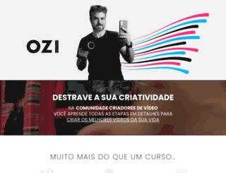 ozi.com.br screenshot