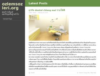 ozlemsozleri.org screenshot