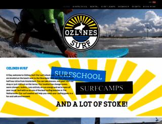 ozlines.com screenshot