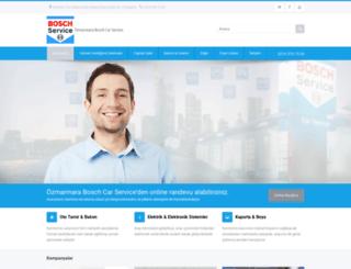 ozmarmaraservis.com screenshot
