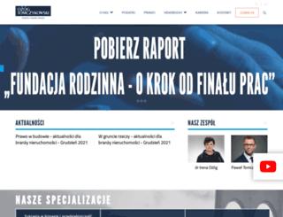 ozog.pl screenshot