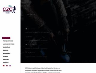 ozoklubs.lv screenshot