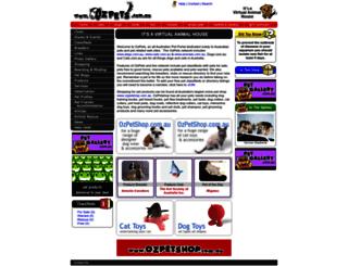 ozpets.com.au screenshot